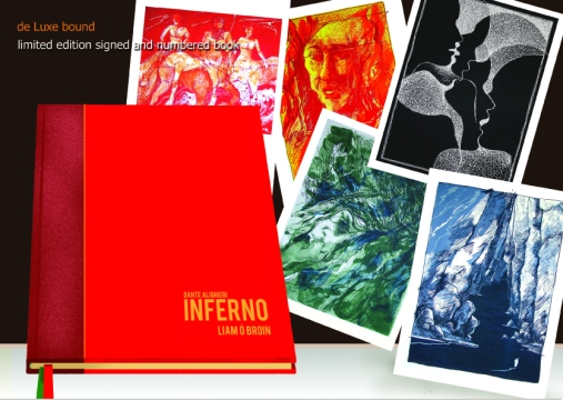 Inferno limited edition book